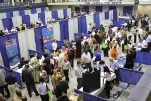 SC&C prepare for job fair