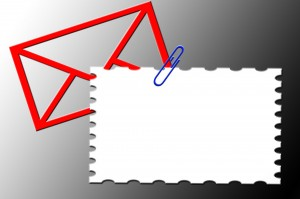 Post-Military Resumes - mail message graphic