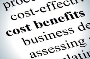 SC&C cost-benefits analysis